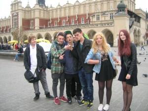 Zdjęcia ze szkolnych wycieczek