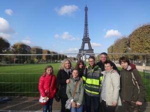 Wycieczka do Francji, 2016