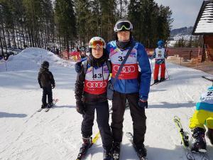 Mistrzostwa Katowic w Narciarstwie Alpejskim 2018
